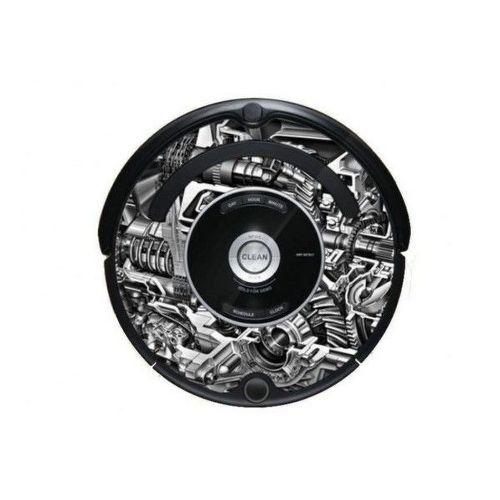 iROBOT iDress 21st Machinery, samolepka na Roomba 5xx