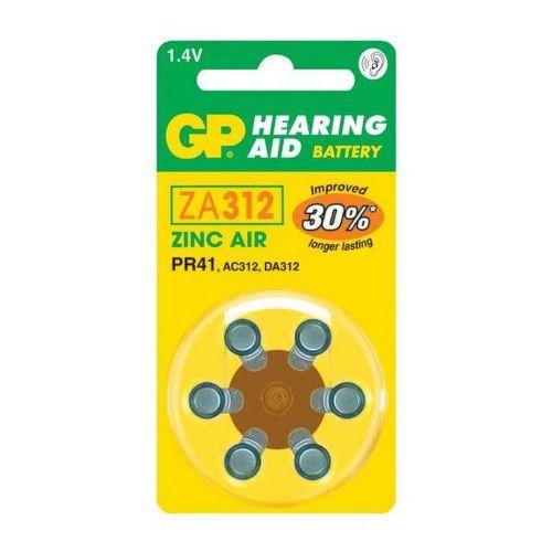 GP ZA312 1,4V 125MAH