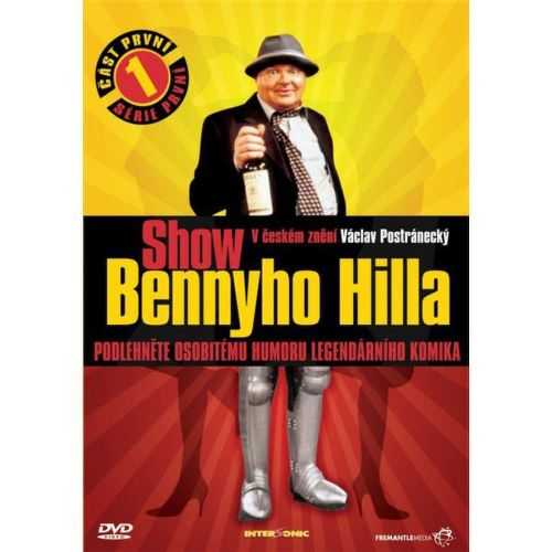 DVD F - Show Bennyho Hilla 4DVD
