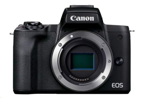 Canon EOS M50 Mark II čierna