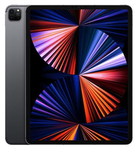 "Apple iPad Pro 12,9"" M1 (2021) 2TB Wi-Fi + Cellular MHRD3FD/A vesmírne sivý"