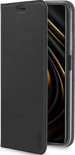 SBS knižkové puzdro pre Xiaomi Redmi 9T/Poco M3 čierna