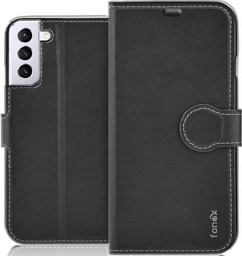Fonex knižkové puzdro pre Samsung Galaxy S21+ čierna