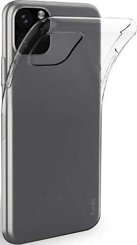 Fonex Inv Soft puzdro pre Samsung Galaxy S21+ transparentná