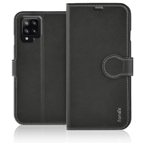 Fonex Book puzdro pre Samsung Galaxy A42 5G čierne