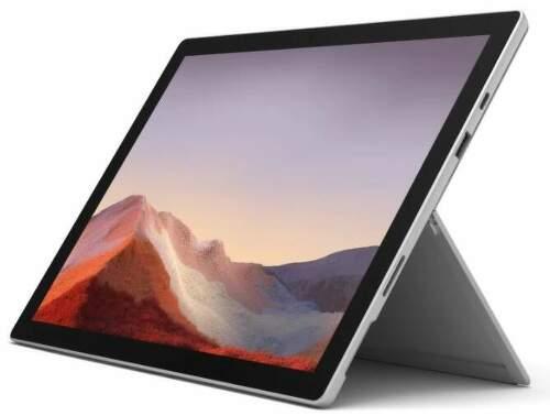 Microsoft Surface Pro 7 (PUW-00003) strieborný