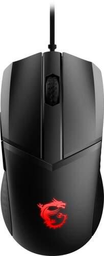 MSI Clutch GM41 Lightweight čierna