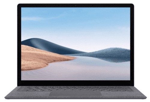 Microsoft Surface Laptop 4 (5BT-00043) strieborný