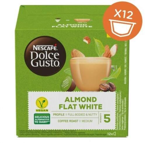 Nescafé Dolce Gusto Alm flat white 12ks.1