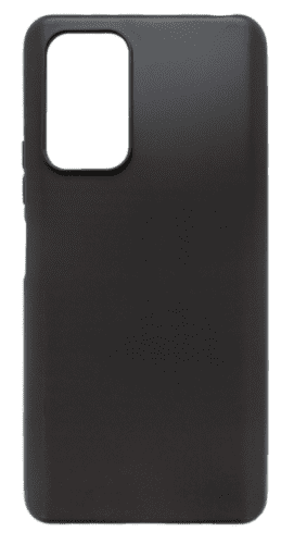Mobilnet gumené puzdro pre Xiaomi Redmi Note 10/10S čierna