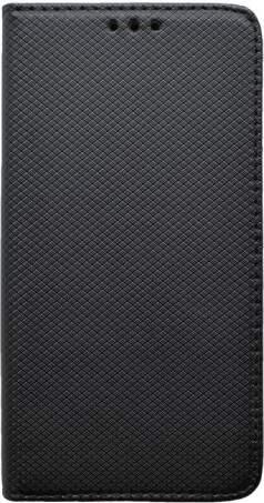 Mobilnet Magnet knižkové puzdro pre Samsung Galaxy A72 čierna