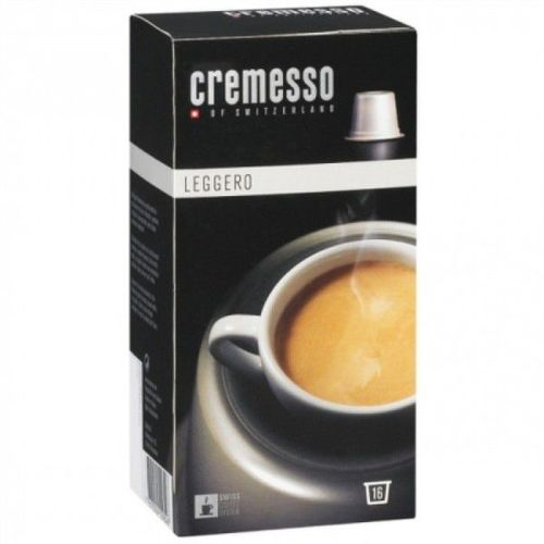 CREMESSO Cafe Leggero, kapsulova kava 16 ks
