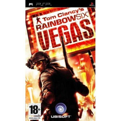 RAINBOW SIX VEGAS (ESSENTIALS) - hra na PSP