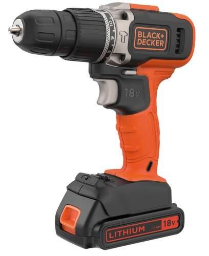 Black&Decker BCD003C1-QW Aku vŕtačka.1