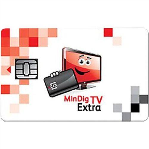 MindigTV karta DVB-T