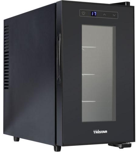 Tristar WR-7508, čierna vinotéka