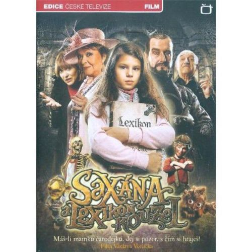 DVD F - Saxana a lexikón kúziel