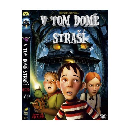 DVD F - V tom dome straší!