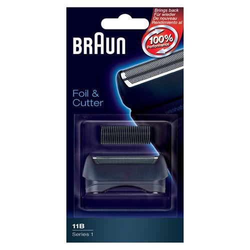 BRAUN Combi-Pack Series 1, nahradna planzeta + noz