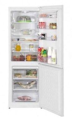 BEKO CS 234022, biela kombinovaná chladnička