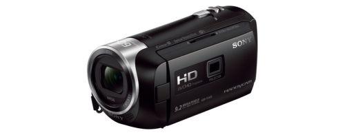SONY HDR-PJ410 (čierna) - kamera