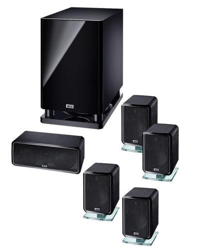 HECO Ambient 5.1 A Aluminium black
