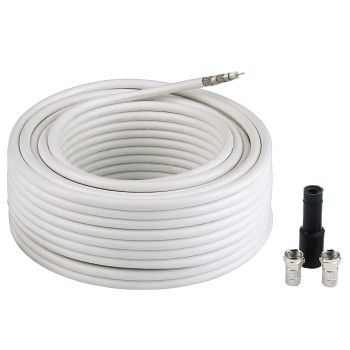 HAMA 56660 Satellite Digital Connection Kit 10 m