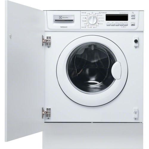 Electrolux EWG147540W, vstavaná práčka