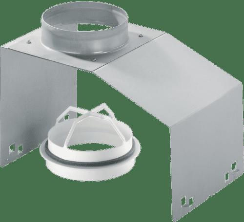 Siemens LZ74020, montážna pomôcka pre odvetr. jednotky