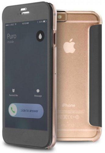 PURO flip Sense Booklet Quick iPhone 6/6S