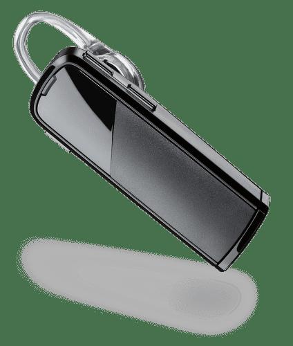 Plantronics Explorer 80 Bluetooth headset, čierna