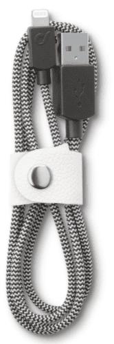 CellularLine LongLife Kábel s konektorom lightning (fabric)