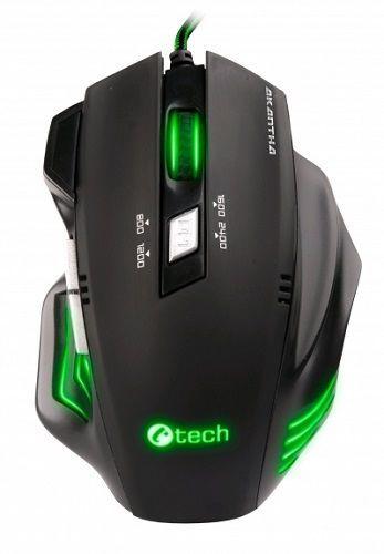 C-TECH Akantha GM-01G, Herní myš_01