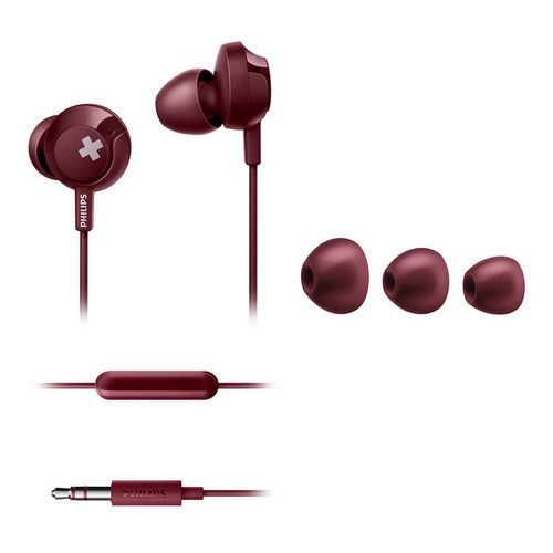 PHILIPS SHE4305RD (1)