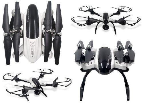 8586019408294 RC dron X33 skladací 4-kanál-1
