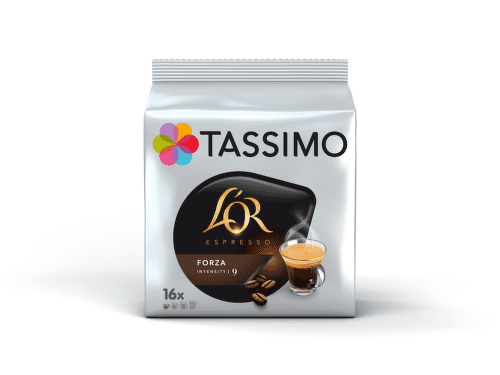 Tassimo Jacobs L'Or Forza