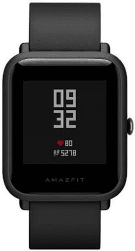 Xiaomi Mi Amazfit BIP čierne