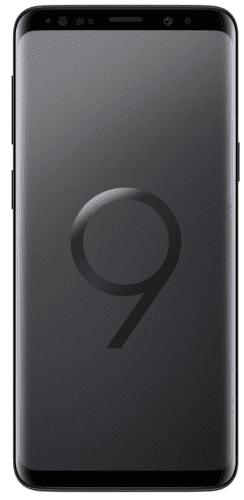 Samsung Galaxy S9+ Dual SIM čierny