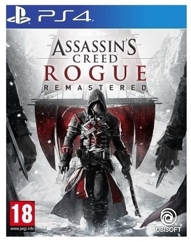 UBISOFT Assassin´s Creed: Rogue HD, PS4 hra_01