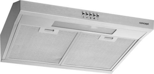 Concept OPP2260, nerezový podskrinkový digestor