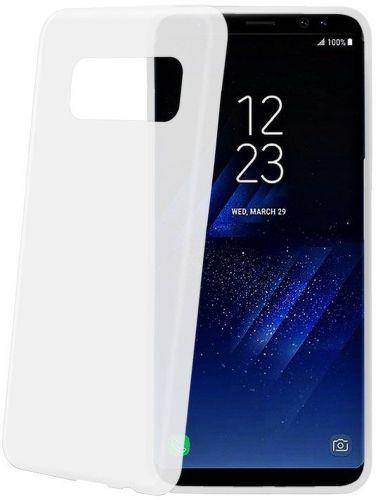 Celly Frost puzdro pre Galaxy S8+, biele