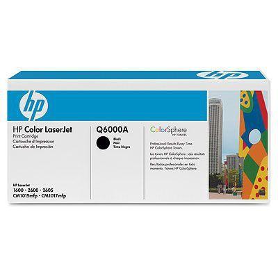 HP Q6000A Color LJ2600 Series, black