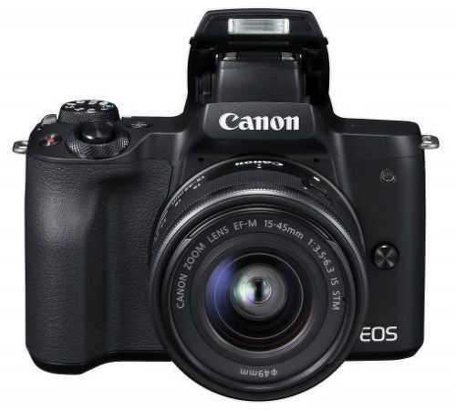 CANON M50EF-M15-45IS,50