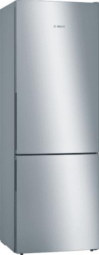 BOSCH KGE49VI4A, nerezová kombinovaná chladnička