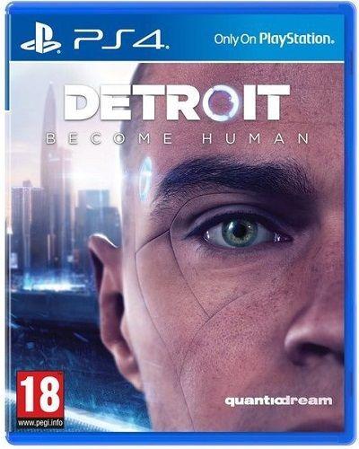 SONY Detroit: Become Hu