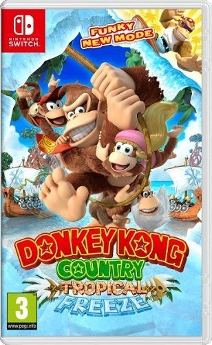 Donkey Kong County: Tropical Freeze