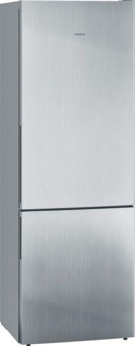 Siemens KG49EVI4A, nerezová kombinovaná chladnička