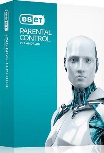 Eset Parental Control pre Android 1 PC / 1 rok