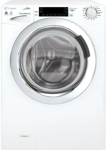 Candy GVFW 4106LWHC-S, biela práčka so sušičkou