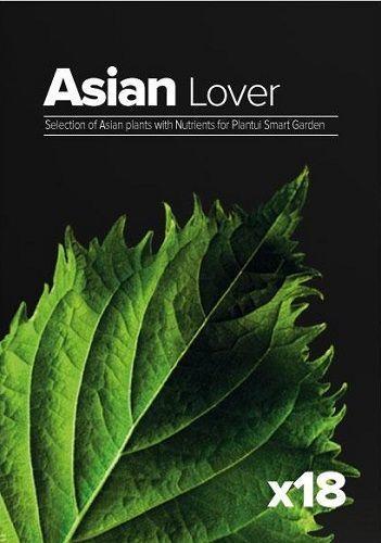 Asian Lover 18k. Výber rastlín z Ázie